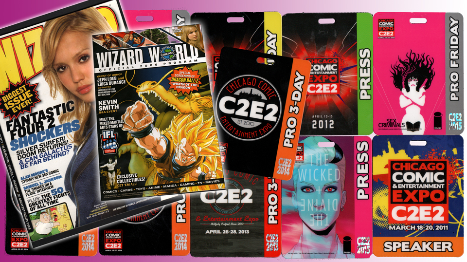 C2E2 2015 Six Years In: My Reaction